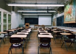 the classroom is dead